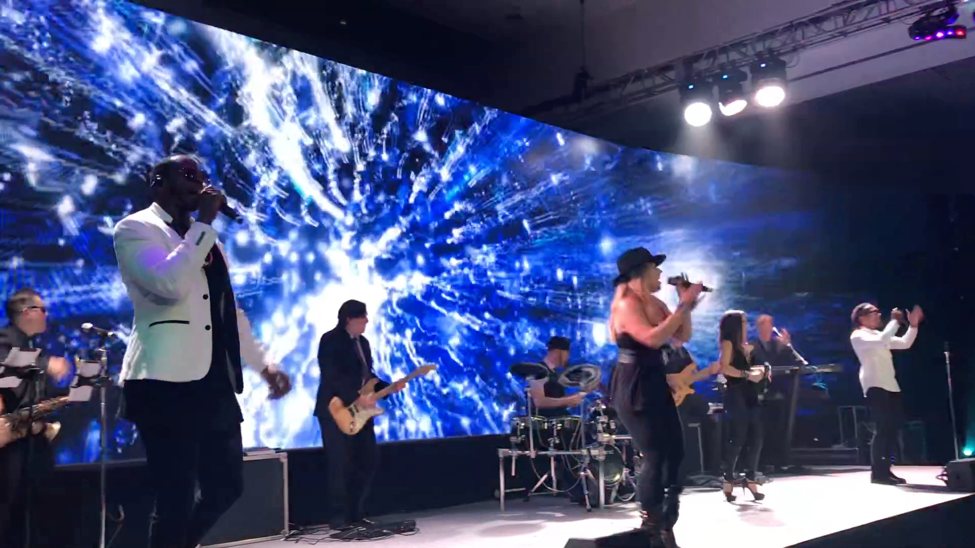 Corporate event band & entertainment